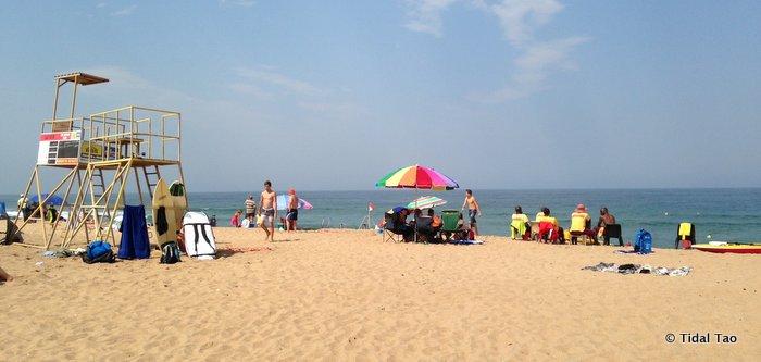 Ballito & Salt Rock Beaches: Salt Rock Main Beach