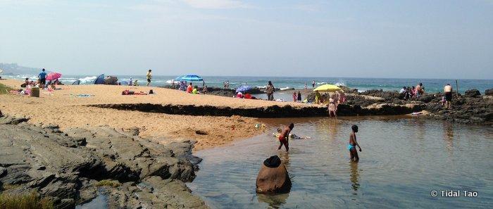 Ballito & Salt Rock Beaches - Shaka's Rock Beach (Chaka's Rock)