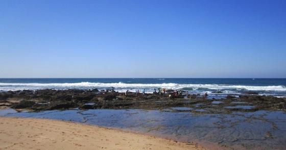 Snorkeling Treasure Beach, KwaZulu-Natal