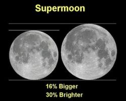 Another Supermoon?